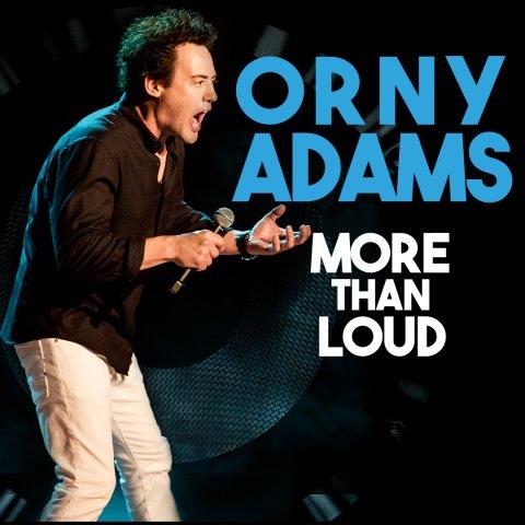 Orny Adams Comedian